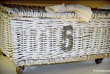 baskets / by Astrid den Boer