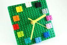 Mamaliefde ❤ Lego / Overzichtsbord met pinterest inspiratie voor lego speelgoed als onderdeel van de ontwikkeling of het onderwijs, op een leuke spelende wijze.