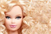Mamaliefde ❤ Barbies / Pinterest inspiratie met een overload aan barbies in alle vormen, kleuren en maten.