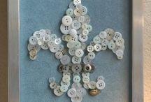 Mamaliefde ❤ Buttons (Knopen en kralen) / Een overzicht van allerlei creatieve DIY knutsels en project ideeen met knopen en kralen.