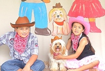 Theme: Cowboy & Cowgirls