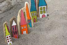 Mamaliefde ❤ Wood (hout) / Een overzicht en pinterest inspiratie van allerlei creatieve DIY knutsels en project ideeën met hout.