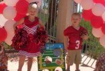 Theme: Cheerleading & Football