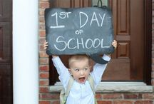 Mamaliefde ❤ First / Last day of school