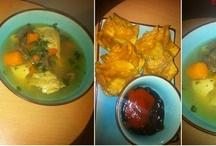 Raviolis vietnamiens / La recette bientôt sur mon blog...