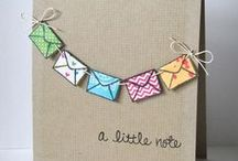 """Card Making General / """"A little Consideration, a little Thought for Others, makes all the difference.""""  ― A.A. Milne"""