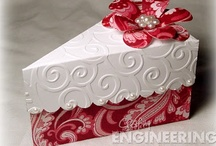Gift holders or wrapping