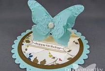 Butterfly Cards & Projects