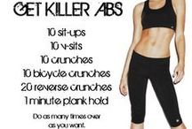 Abs Workouts / best ab exercises