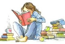 love to read / pictures ...with books...or reading lovers