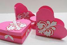 Valentine Favors, Crafts, Cards, Recipes, etc.