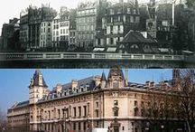 PARIS, Voyage dans le Temps... / by Cathy CatYmage