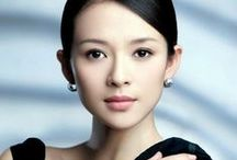 Ziyi Zhang - 章子怡 / Zhang Ziyi (born 9 February 1979), sometimes credited as Ziyi Zhang, is a Chinese film actress and model. Zhang was born and raised in Beijing, China. I admire her.