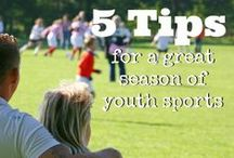 Youth sports parents / Resources and information for team moms, team dads, youth sports parents and guardians. Repins are not endorsements.