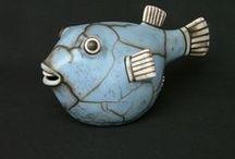 Pottery - Animals