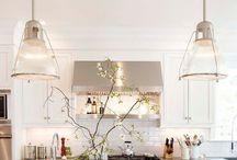 Cap d'Antibes kitchen