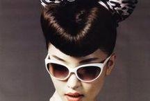inspiration make-up & hair