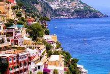Travel Bucket List / my dream holidays