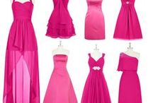 Everything Bridesmaids / Getting ready to party with your besties? Scroll down and have fun picking bridesmaids hairs styles,makeup and outfits plus bachelorette party ideas