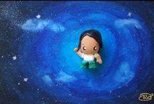 Art Toy and Custom Toy / art toys de Elra