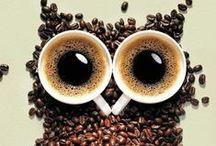 Coffee / My elixir of life .-) / by Meli