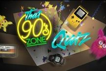 "That 90's Zone Quiz / Thanks to everyone for participating in ""That 90's Zone Quiz""! This competition is now closed."