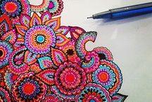 Doodles / Inspiration for doodles