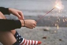 Fun for July 4th! / #Celebrate the Fourth of July with food, fun, and ideas that are fun for everyone!