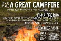 Going Camping / The best hacks, recipes and ideas for your next camping trip.