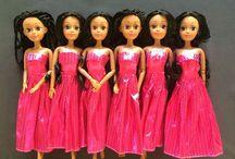 Black Dolls. Black Barbie. ToyiToyi Toys / A range of black dolls and Toys - designed in Africa! ToyiToyi Toys . Black Barbie buy online now. $20 each. www.toyitoyitoys.com
