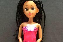 Black Barbie - online shop / Black Barbie buy online now. $20 each. www.toyitoyitoys.com