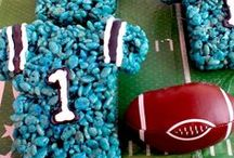 Super Bowl: Panthers party / Must-have snacks, decor and more for Panthers vs. Broncos in Super Bowl 50.