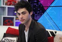 Maybe I'm lovely, but I'm still Matt Daddario's trash.
