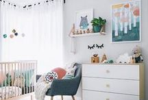 Gender-neutral nurseries / Top Pinned ideas to try for your gender-neutral nursery decor.