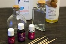 DIY essential oils & diffusers / Trending on Pinterest: DIY oil diffusers. Are they the new candle?