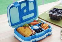 Top lunch containers / From bento boxes to personalized lunch bags, check out the top saved Pins and trends for back-to-school 2016.