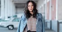 Pinstyle 2017: Outfits that fit me / On Pinterest, style is personal. It's less about runway trends and more about finding ideas that work for you. These are some of the top ideas women are saving and searching as they discover, define and proudly rock their own personal style.