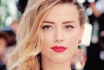 Amber Heard / Amber Laura Heard is an American actress. Born: April 22, 1986 She has one of the most beautiful face in the world.