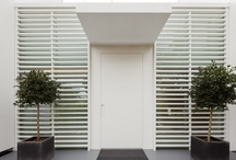 Exteriors, Landscaping, Outdoor Spaces / by Misha West