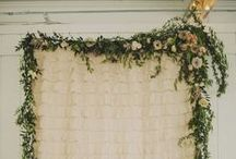 Inspiration {Photo booth} / by Little Gray Station - Wedding and Event Design