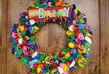 """You say it's your BIRTHDAY...."" / Birthday ideas."