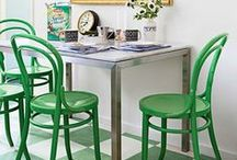 Green / by House Beautiful Magazine