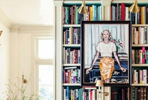 Bookshelves / by House Beautiful Magazine