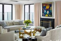 Living Rooms / by House Beautiful Magazine