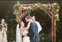 Inspiration {Ceremony} / by Little Gray Station - Wedding and Event Design