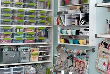 Craft Room / by Deanna Fitz
