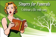 Funeral Singers / Funeral images, ideas and a little humour - there is always 'fun' in 'funeral'