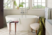 Bathrooms / by House Beautiful Magazine