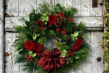 Wreaths / by Gayle Brown