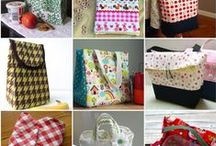 Sew Bags / by Deanna Fitz